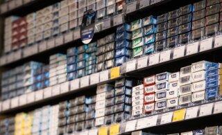 Sigaretimüügi lõpetamise idee jätab teised poed külmaks: kliendil peab jääma valikuvabadus, mida ta osta saab
