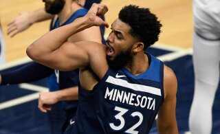 Koroona tõttu seitse pereliiget kaotanud NBA korvpallur andis ka ise positiivse testi