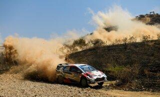 Toyota hakkab Latvala Mehhiko rallil katkestamise tõttu testima uut generaatorit