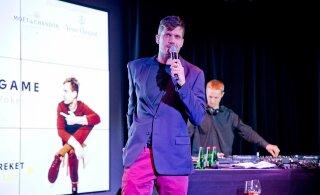 FOTOD | Kuum ja mullitav: Reket meelitas peenele šampanjapeole saalitäie kaunitare
