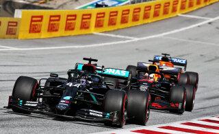 BLOGI | Vormel 1 Stüüria GP: Hamilton astus sammu Schumacheri lähemale, Ferrari hooaeg sai katastroofilise jätku