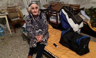DELFI В НАГОРНОМ КАРАБАХЕ | Жители Степанакерта живут в подвалах и говорят, что война не нужна ни армянам, ни азербайджанцам