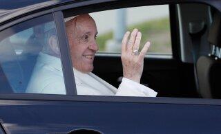 Папа римский обязал священников сообщать о сексуальных домогательствах