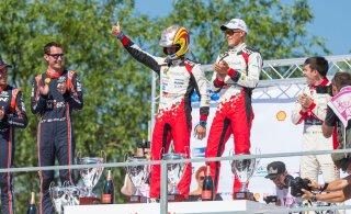 Ott Tänak võib kerkida Rally Estonia ajaloo kõige edukamaks sõitjaks