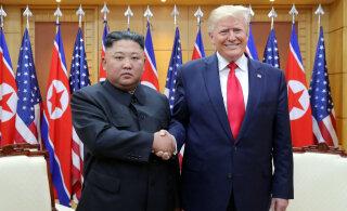 Ким Чен Ын пригласил Дональда Трампа посетить Пхеньян
