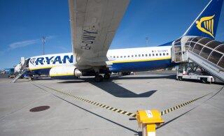 ВИДЕО | Самолет авиакомпании Ryanair загорелся в воздухе: салон затянуло дымом, у пассажиров началась паника