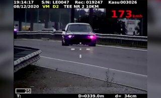 ВИДЕО | 22-летняя девушка разогналась до 176 км /ч. Ее объяснение вас удивит