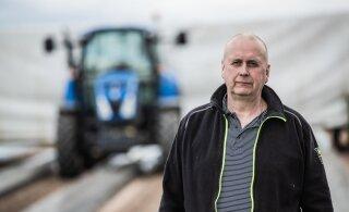 Maasikakasvataja, kel jääb 50-60 tonni marju põllule: oleks ukrainlane õigel ajal olemas olnud, oleks me järje peal