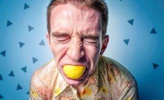 Tarbija kurjustab: poes müüdav puuvili kõlbab ainult kivipalli mängimiseks