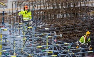 Инспекция труда: среди проверенных 58 стройплощадок на девяти были соблюдены все требования безопасности