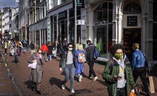 Analüütikud: koroonajuhtumite arvu kasv Euroopas võib tuua uue majanduslanguse