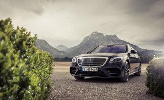 Peaministri uus ametiauto: luksuslik, ent mitte ülemäära