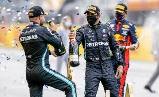Vabamäe vormelikommentaar | Mercedese triumf, Ferrari katastroof