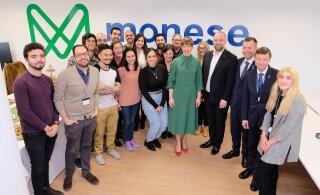 Vaata, millised tuntud Eesti ettevõtjad käisid koos presidendiga Portugalis