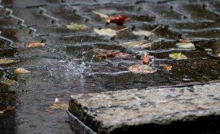 Järgnevad päevad mööduvad mornide ja põdurate vihmahoogude saatel, sekka väheke selgemat taevast