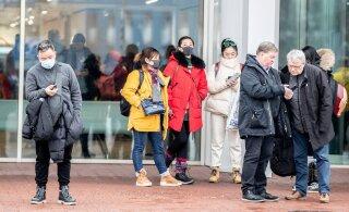 В Эстонии сдали 4 теста на коронавирус: одна девушка прибыла из Гонконга