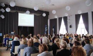 ВИДЕО | В Ласнамяэ прошла конференция на тему безопасности образовательной среды