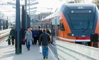 С 7 апреля в расписании движения поездов произойдут изменения