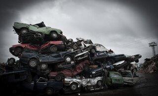 За две недели жители Эстонии отказались от 430 аварийных автомобилей