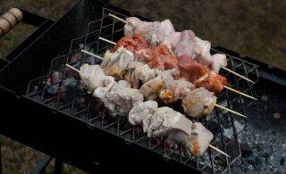 Testi oma grillimise alaseid oskuseid! 3 küsimust, et teada saada, kas grillimine käpas