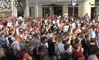 В ЕСПЧ подали иск о массовом распознавании лиц на митингах в Москве