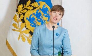 Kaljulaid ÜRO peaassambleel: pandeemia on andnud võimaluse üleilmseks tehnoloogiliseks hüppeks