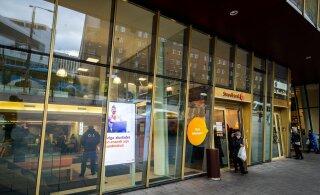 Swedbank Eesti kulud kasvasid tuludest kiiremini, kasum küündis pea 200 miljoni euroni