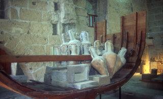 В итальянской Пизе открылся уникальный музей затонувших кораблей