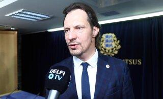 DELFI VIDEO | Indrek Saar: Europarlamendi valimistele minnakse siiski veel vastu Ossinovski juhtimisel