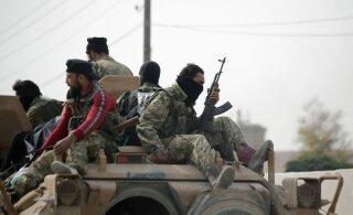 EL välisministrid mõistsid hukka Türgi sõjalise tegevuse Süürias