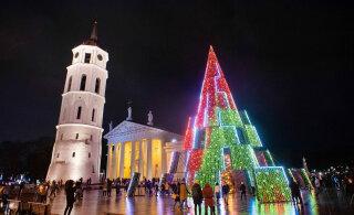 В Вильнюсе открылся рождественский городок — на этот раз в интернете