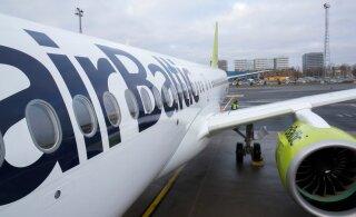 До 30 миллионов евро убытков? Никто не хочет раскрывать результаты работы airBaltic