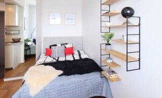 FOTOD | Vaata, milliseid kortereid müüakse endises Eesti Energia peahoones, mis võib kasutusloata jääda
