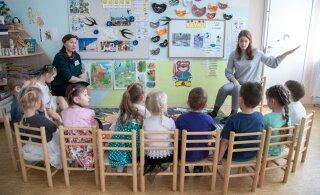 """""""Pätsi-aegse"""" lasteaia õppekava tööversiooni rahastus ja ekspertide valim endiselt küsimärgi all"""