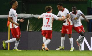 KOGU TÕDE MÄNGUST | Leipzig tõestas, et ka suurima staari lahkumine ei pruugi meeskonna edu peatada