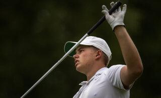 Eesti golfar langes EM-i teisel päeval esitosinast 37. kohale