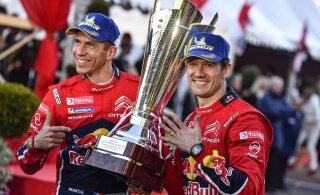 Statistika ei valeta: WRC-sari on põnevam kui eales varem