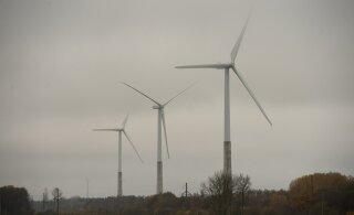Eesti Energia taastuvenergia tütarfirma kasvatas elektritoodangut kolm ja pool korda
