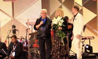 DELFI В ЮРМАЛЕ | ВИДЕО: Винокур — о фестивале Лаймы Вайкуле через 20 лет и выступлении Уку Сувисте