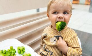 Laste foobiaid toidu ees ennetavad kavalad nipid! Kasuta neid ja su laps sööb rõõmuga ka brokkolit