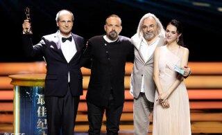 """Eesti, Läti ja Leedu dokumentaalfilm """"Ajasillad"""" võitis Shanghai filmifestivalil auhinna"""