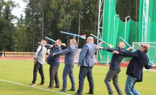Täna avati Kääriku spordikeskuse uued rajatised ja hooned