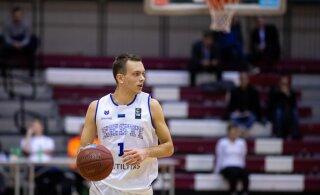 e11ba3b7d71 JÄRELVAADATAV | Kaitses hätta jäänud Eesti U18 koondis sai EM-il esimese  kaotuse
