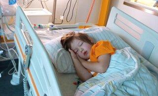 Страдающий от лимфомы пятилетний Павел попал в Германии в отделение интенсивной терапии. Ему снова нужна помощь!