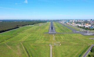 Tallinna Lennujaam alustab 25 miljoni eest lennuliiklusala laiendustöid