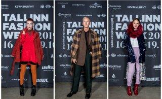 ФОТО | В каких нарядах красовались гости на финале Tallinn fashion week?