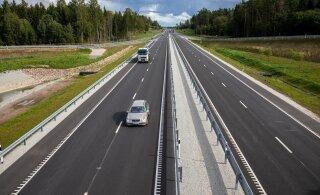Maanteeamet: neljarajalised teed ei valmi enne 2035. aastat