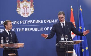 Serbia kombineerib Lääne ja Vene relvastust: hangitakse õhutõrjeraketisüsteem Mistral