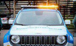 Mupo on hädas ukrainlastega, kes sõidavad jänest ja taksot ja jätavad romud maha
