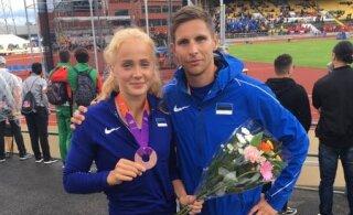EM-il pronksi võitnud Eesti odaviskeneiu: medal tuli mulle täiesti ootamatult